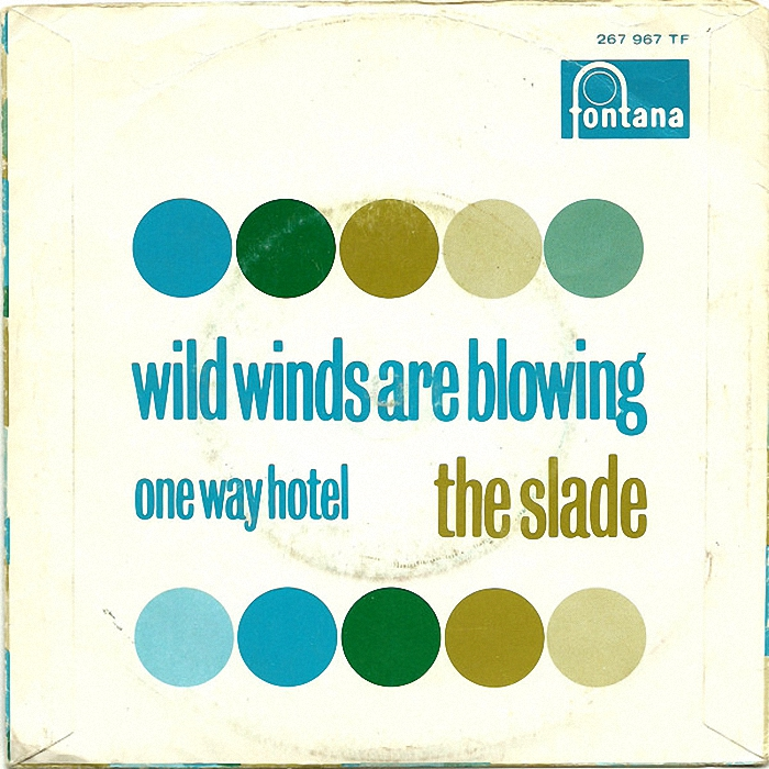 The Slade Wild Winds Are Blowing back Holland