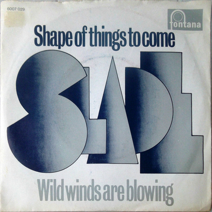 Slade Shape of Things To Come Holland front