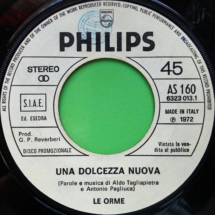 Slade Take Me Bak Ome Italy jukebox side 2