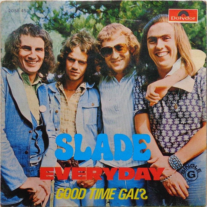 Slade Everyday Portugal front