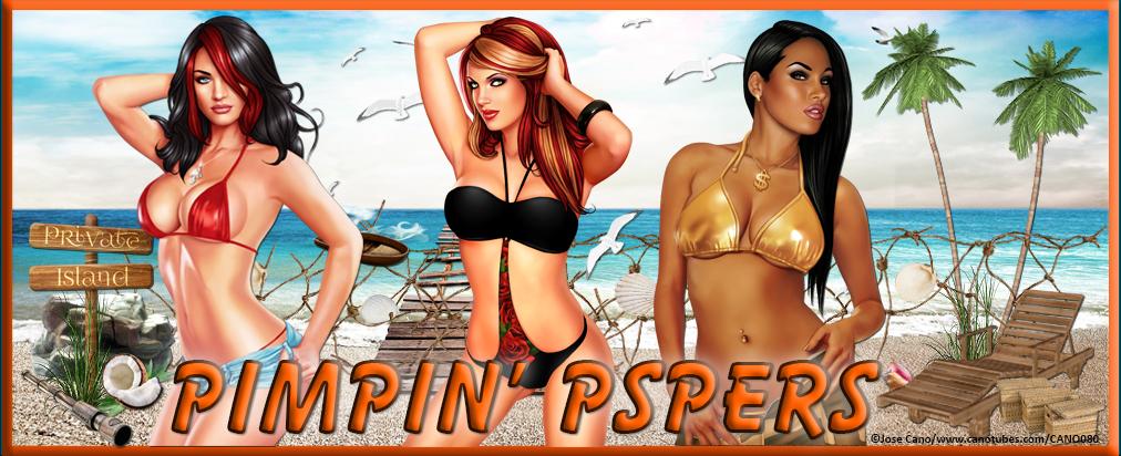 Pimpin' PSPers