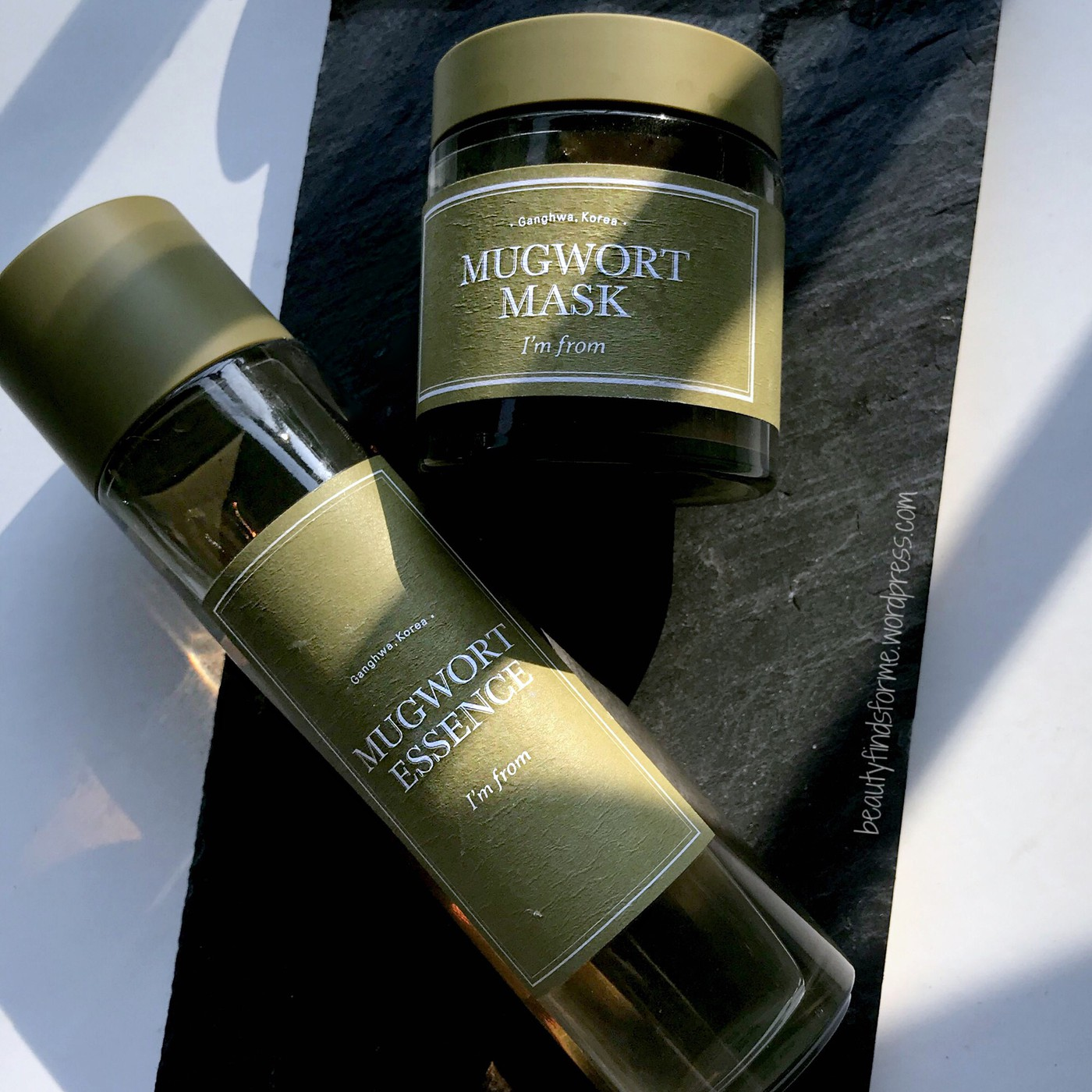 I'm From Mugwort Series Review – Unboxing Beauty