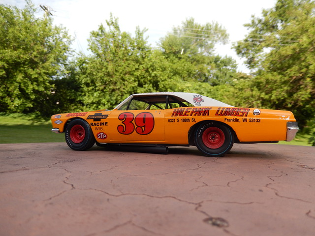 Randy Ayers Nascar Modeling Forums View Topic 66 Impala Lm