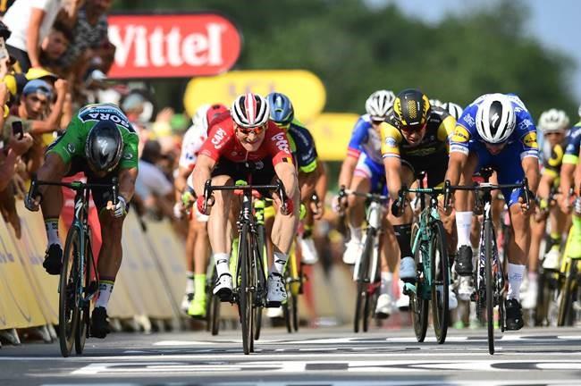 2018 Tour de France Gaviria