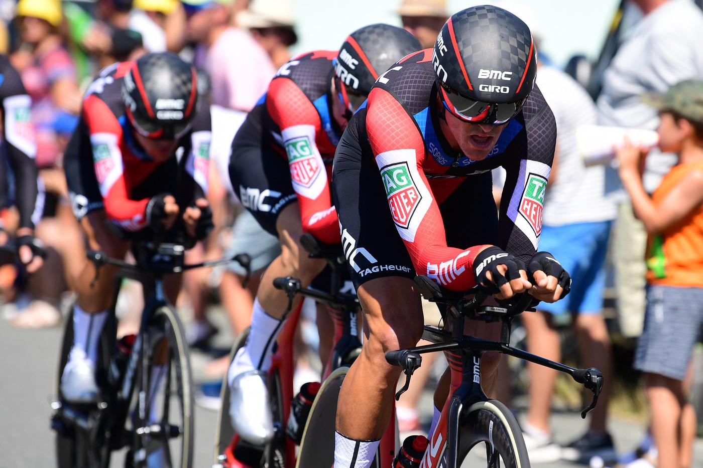 2018 Tour de France BMC