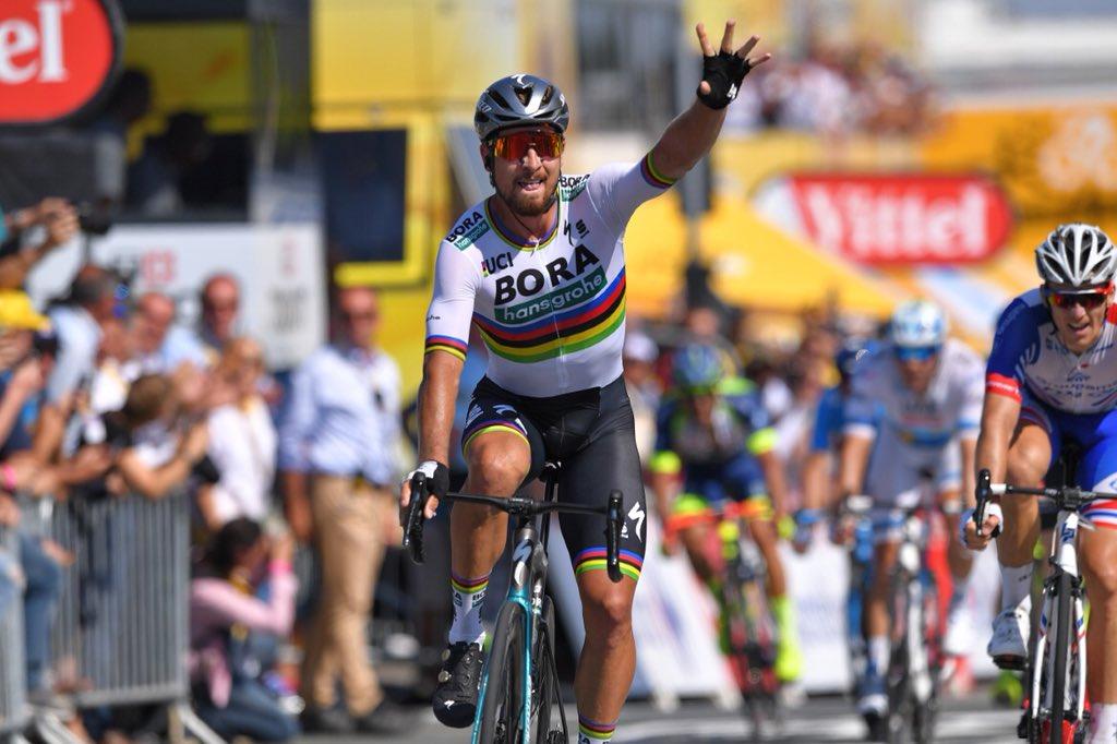2018 Tour de France Gavira wins Stage 1