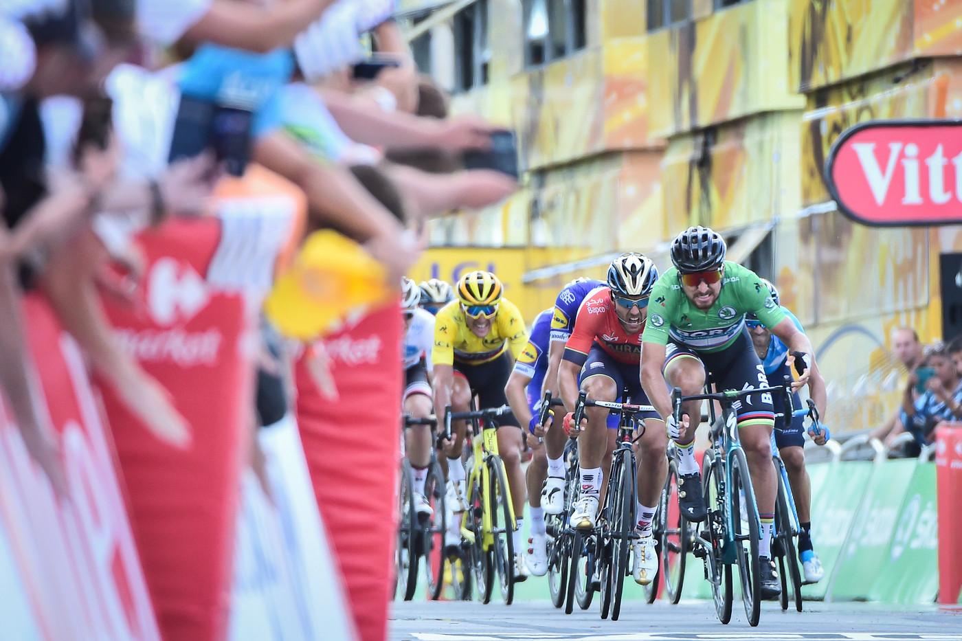 2018 Tour de France Sagan retains green jersey