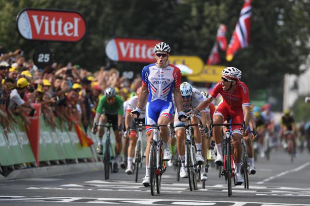 2018 Tour de France Demare Stage18