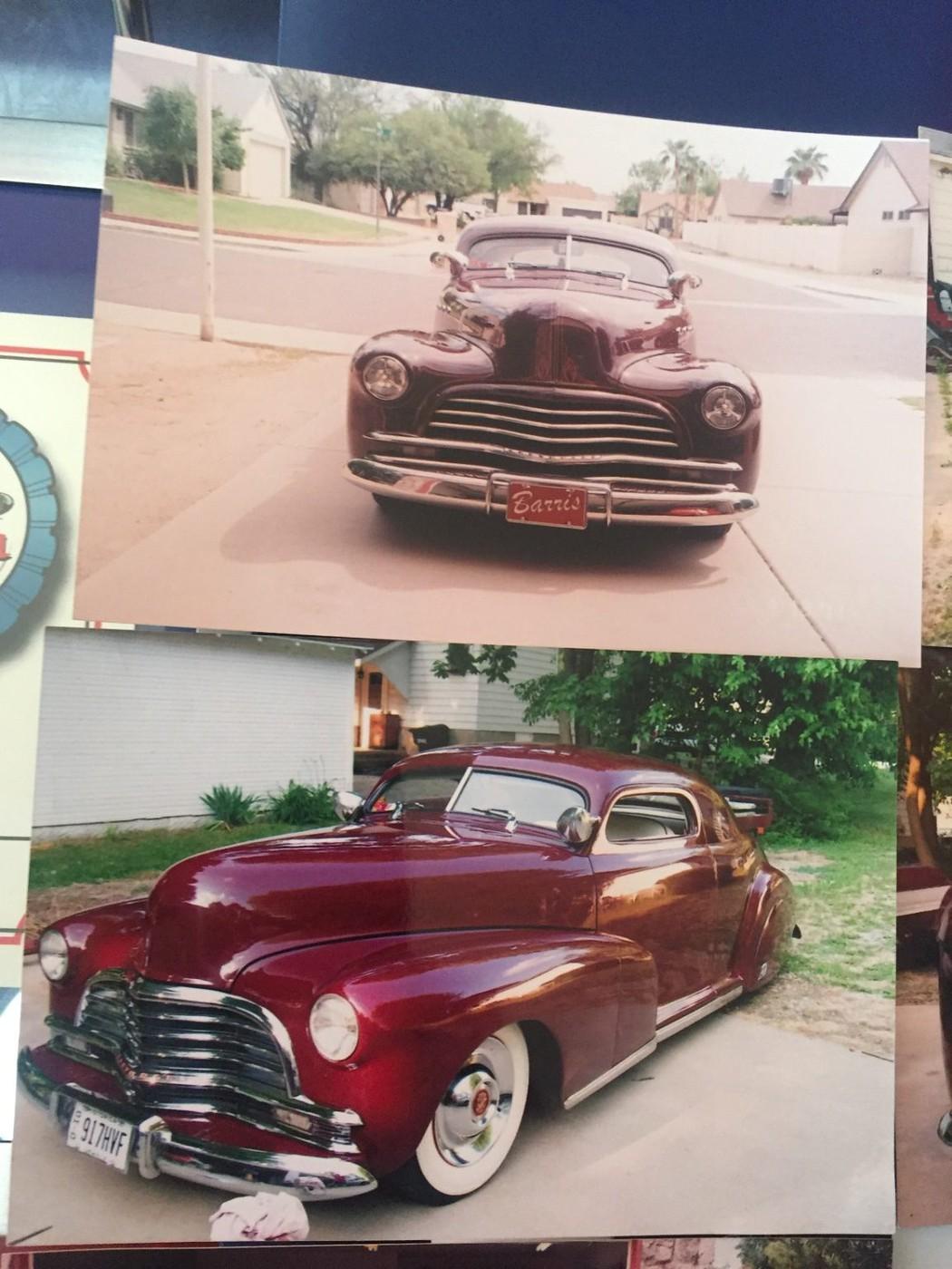1948 Chevy Coupe 3-Window CUSTOM SOLD - Custom Car ChronicleCustom ...