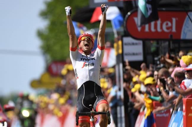 2018 Tour de France Degenkolb wins Stage 9