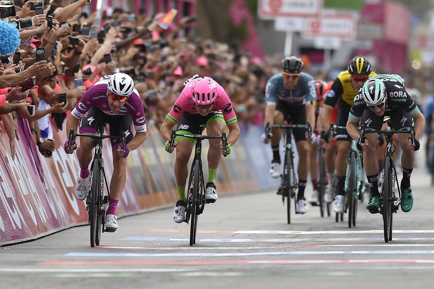 Viviani wins Stage 3 in Eilat