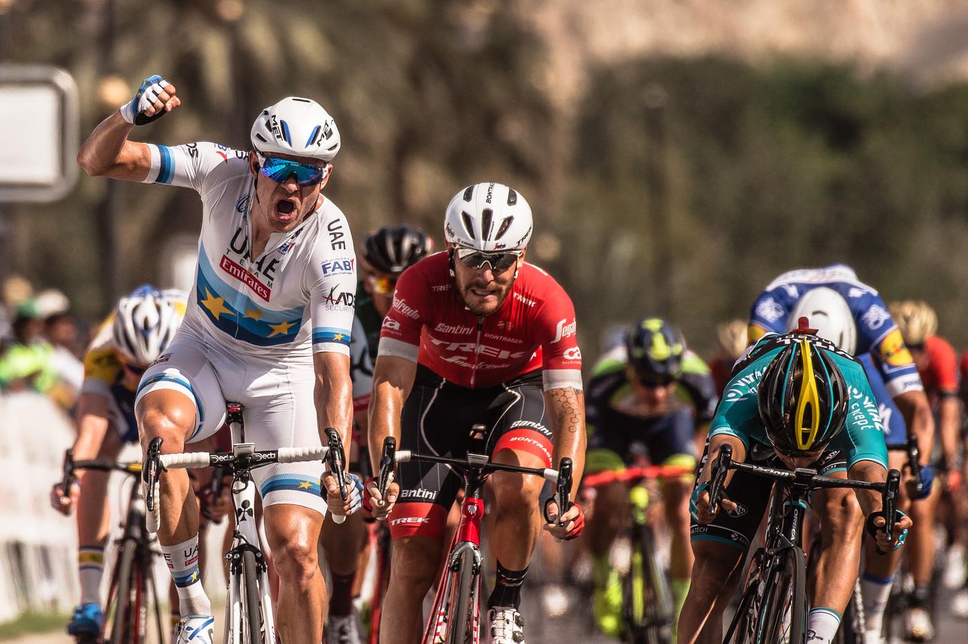 Kristoff wins Stage 6 Oman