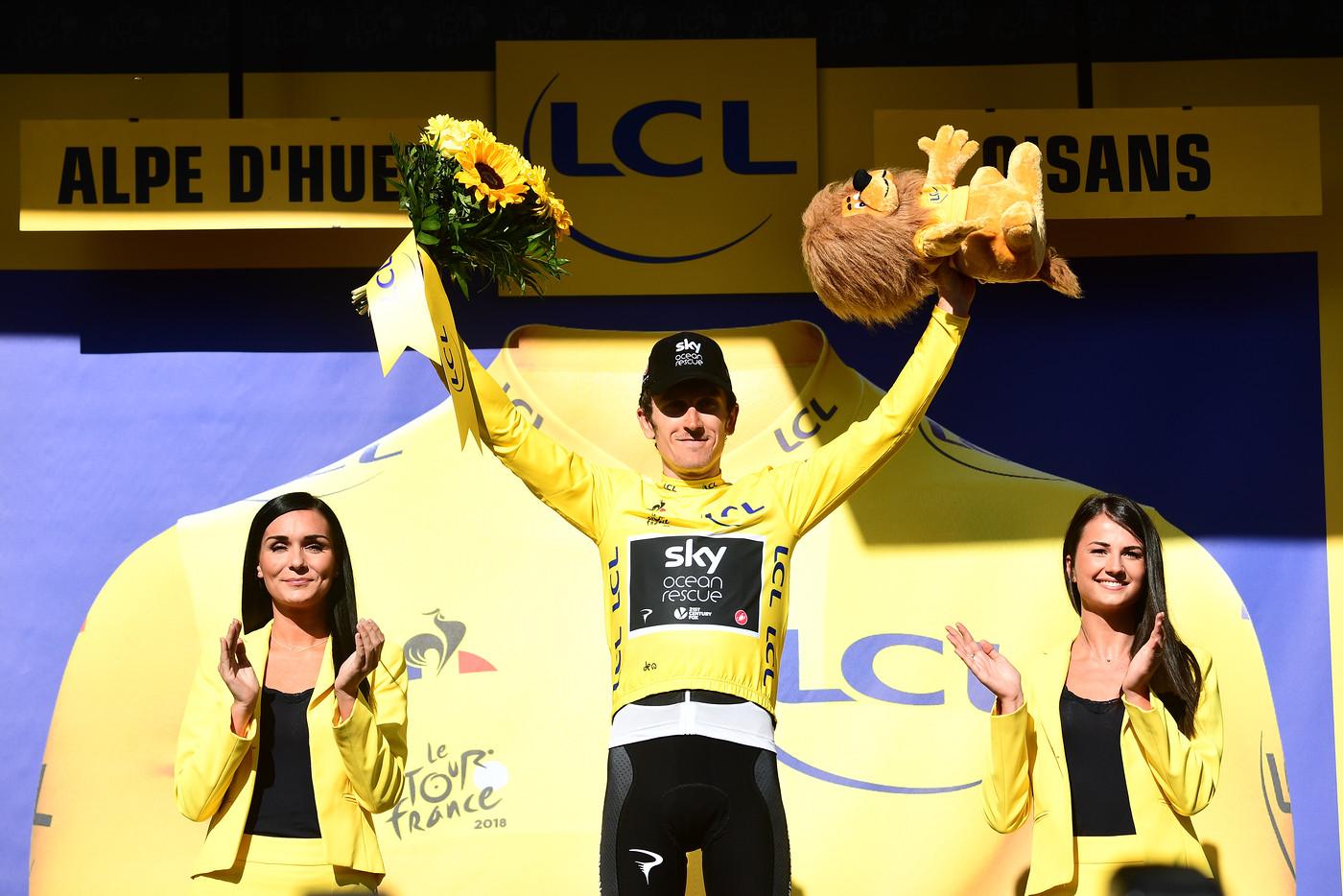 2018 Tour de France  Geraint Thomas