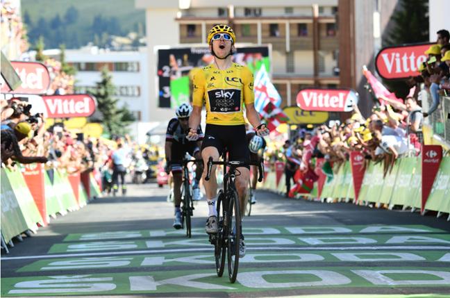 2018 Tour de France Thomas wins Stage 12