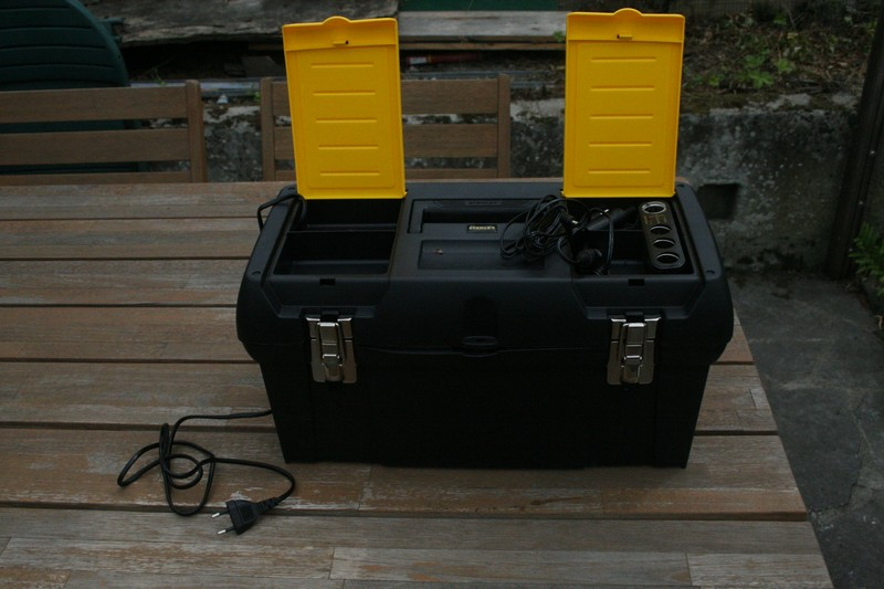 Solution batterie de terrain. 2v2JWtf6GxJtEmP