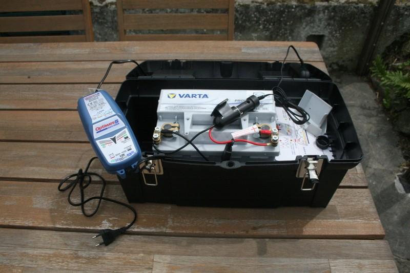 Solution batterie de terrain. 2v2JWtfAgxJtEmP