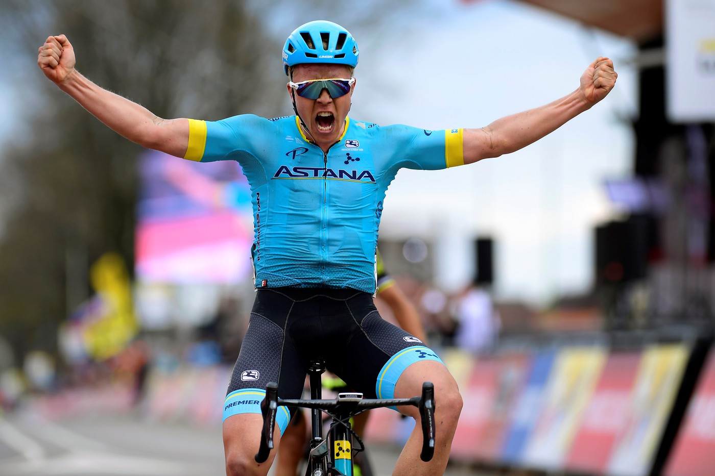 Valgren wins Amstel Gold
