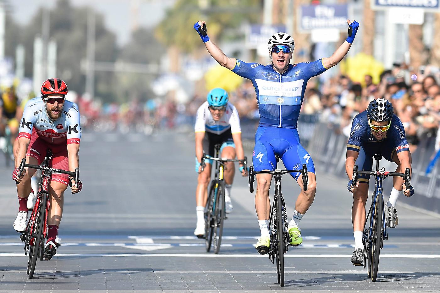 Elia Vivaini Stage 5 Dubai 2018