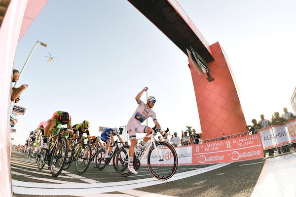 Kristoff wins Stage 1 Abu Dhabi