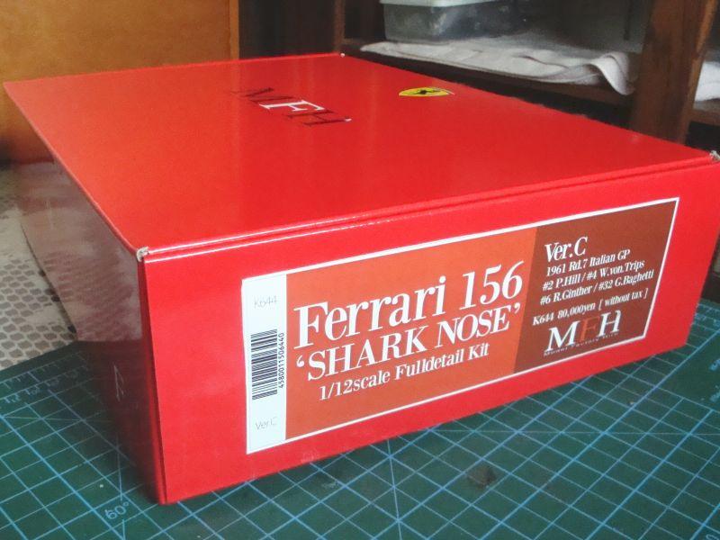 MFH Ferrari 156 2v2JgiPFNxHpLjS
