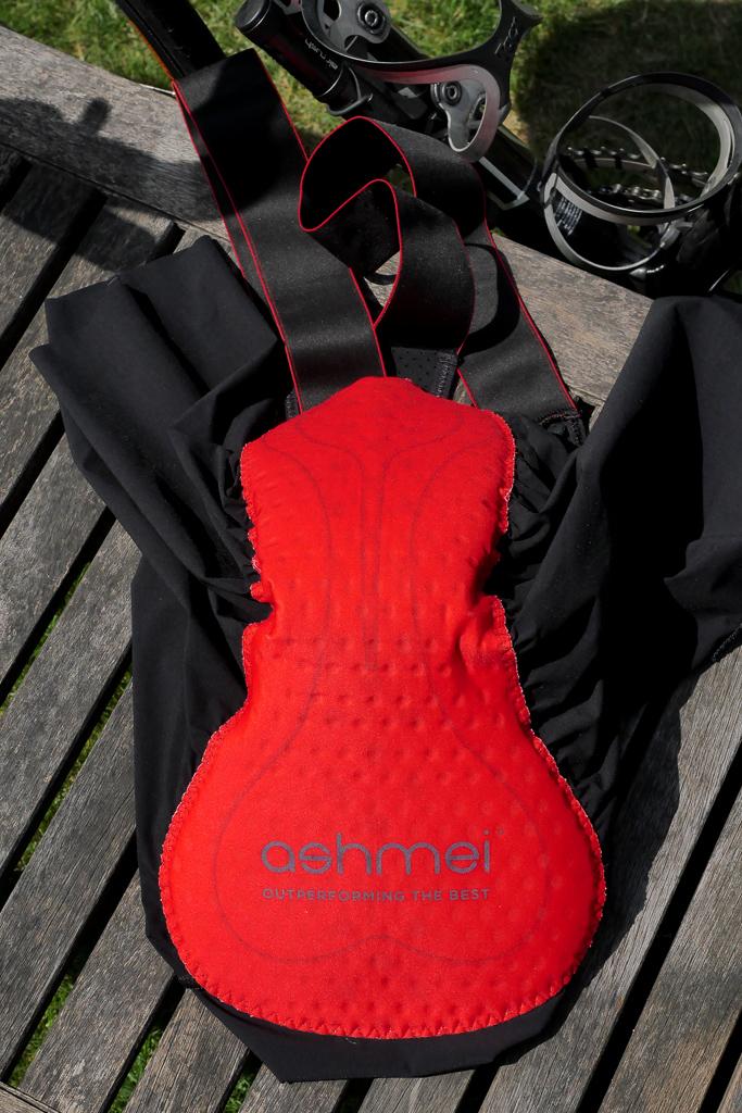Ashmei Bib Shorts Seat Pad