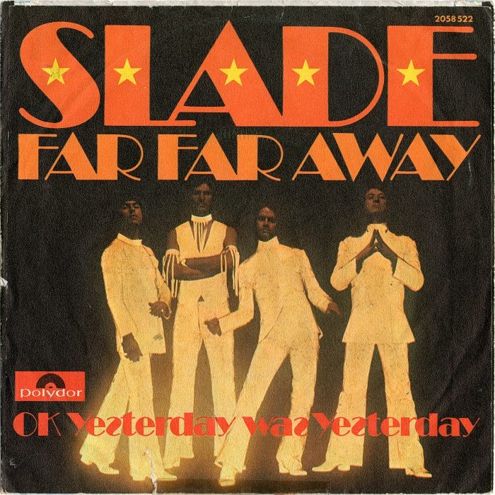 Slade Far Far Away Germany back