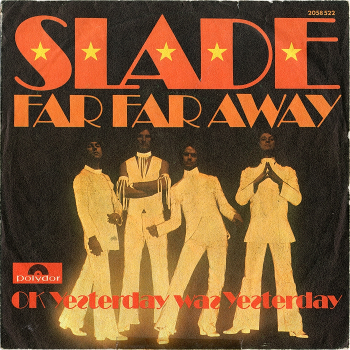 Slade Far Far Away Germany front