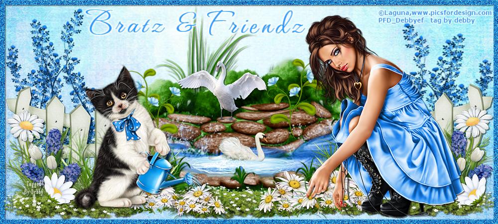 Bratz & Friendz