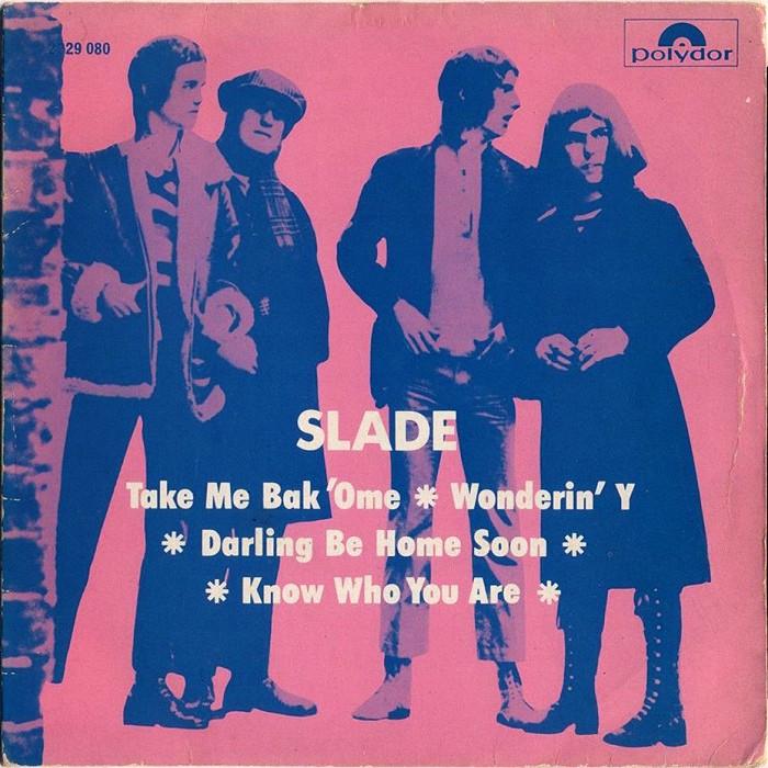 Slade Take Me Bak Ome Singapore front