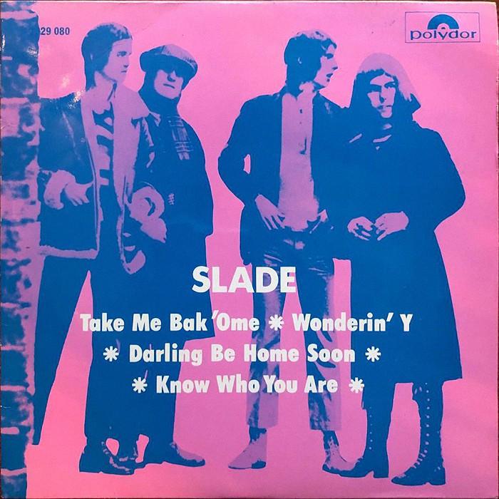 Slade Take Me Bak Ome Singapore back