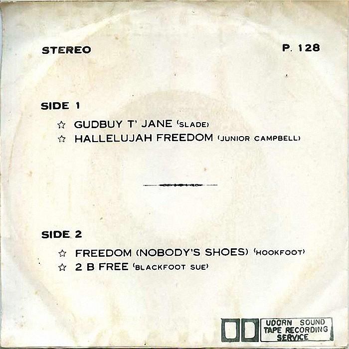 Slade Gudbuy T Jane Thailand front