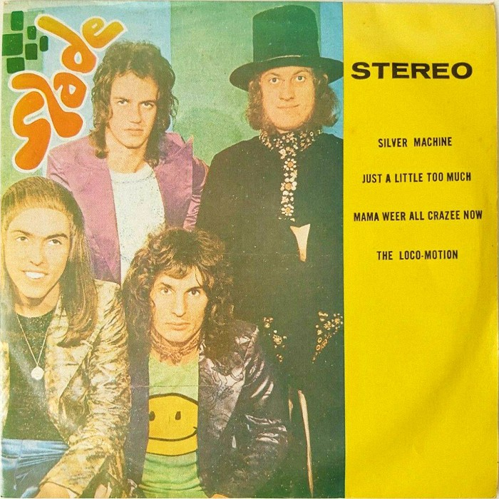 Slade Mama Weer All Crazee Now Thailand EP front