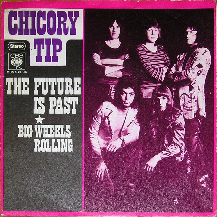 Chicory Tip The Future Is Past Holland front