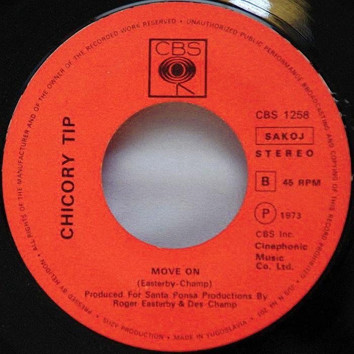 Chicory Tip Good Grief Christina Yugoslavia side 2