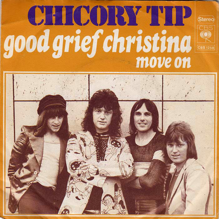 Chicory Tip Good Grief Christina Holland front