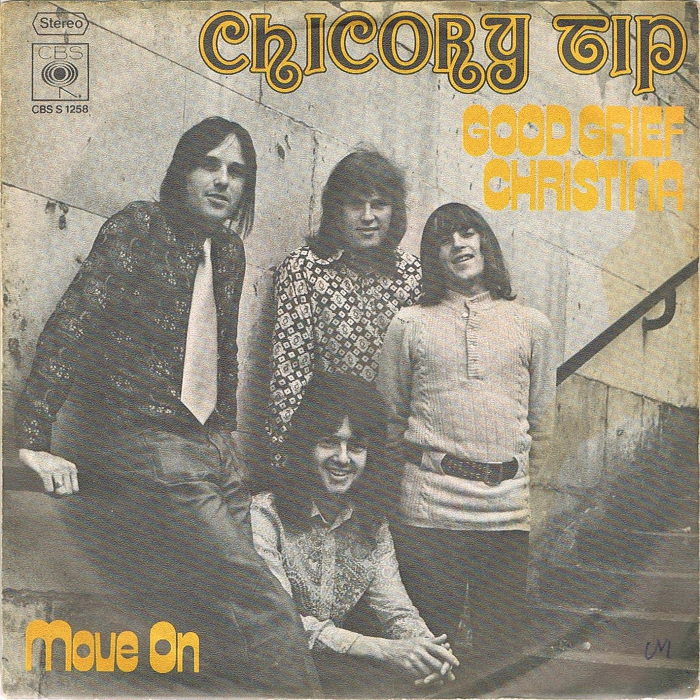 Chicory Tip Good Grief Christina Germany front