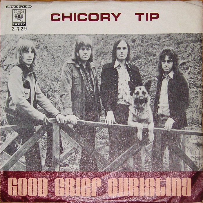 Chicory Tip Good Grief Christina Malaysia front