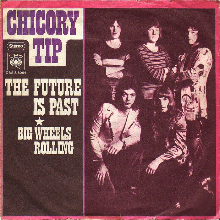 Chicory Tip The Future Is Past Germany front