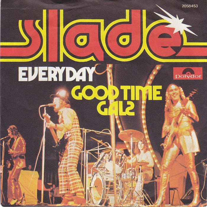 Slade Everyday Germany front