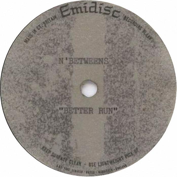 N Betweens Better Run UK side 1 acetate
