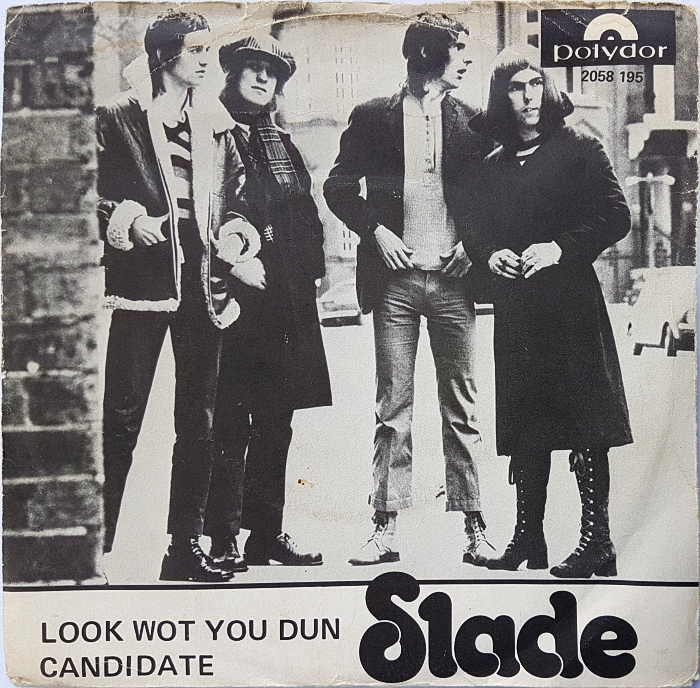 Slade Look Wot You Dun Norway front