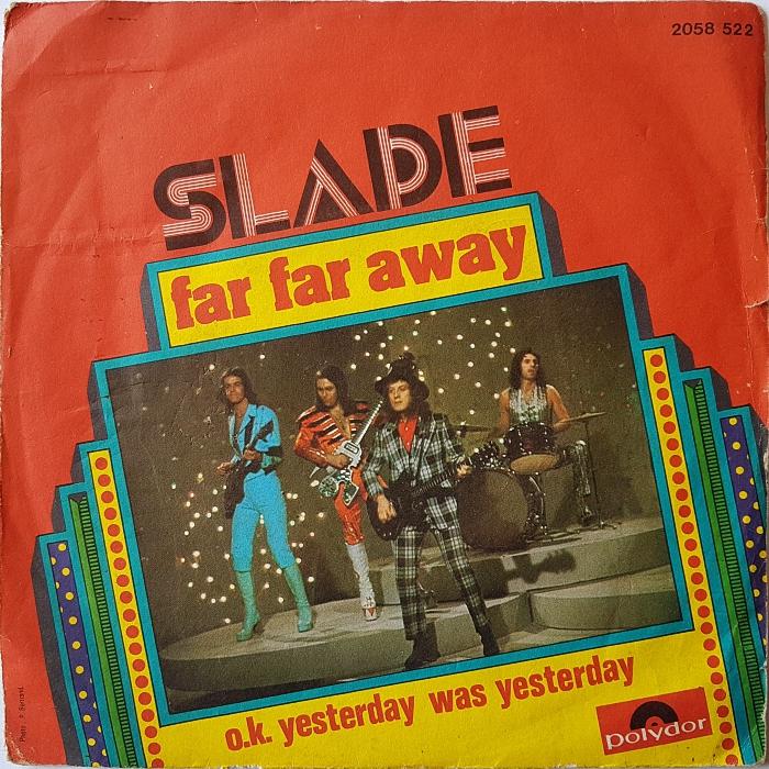 Slade Far Far Away France front
