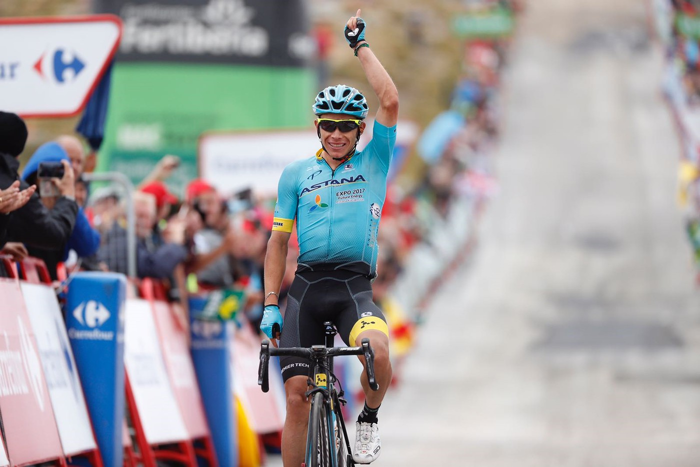 Froome in 'dream' position to win Vuelta