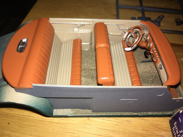 moebius 56 chrysler 300b under glass model cars magazine forum. Black Bedroom Furniture Sets. Home Design Ideas