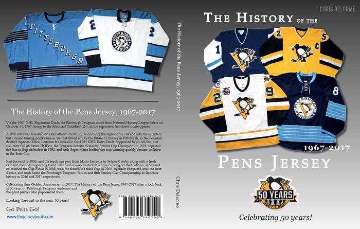 Game Worn Pittsburgh Penguins Jerseys