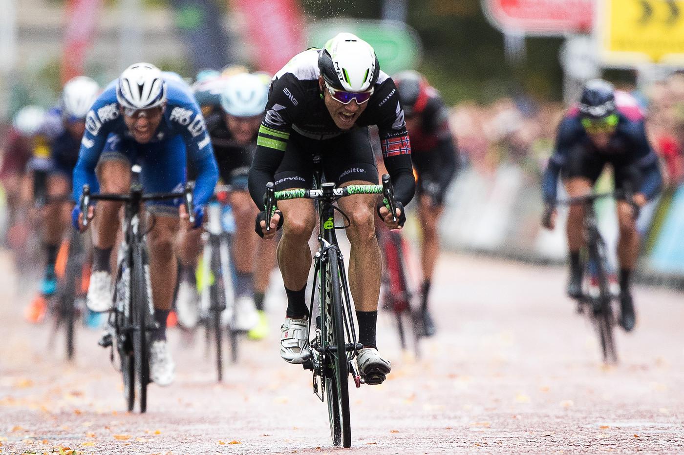 Boassen Hagen Stage 8 winner OVO Tour of Britain 2017