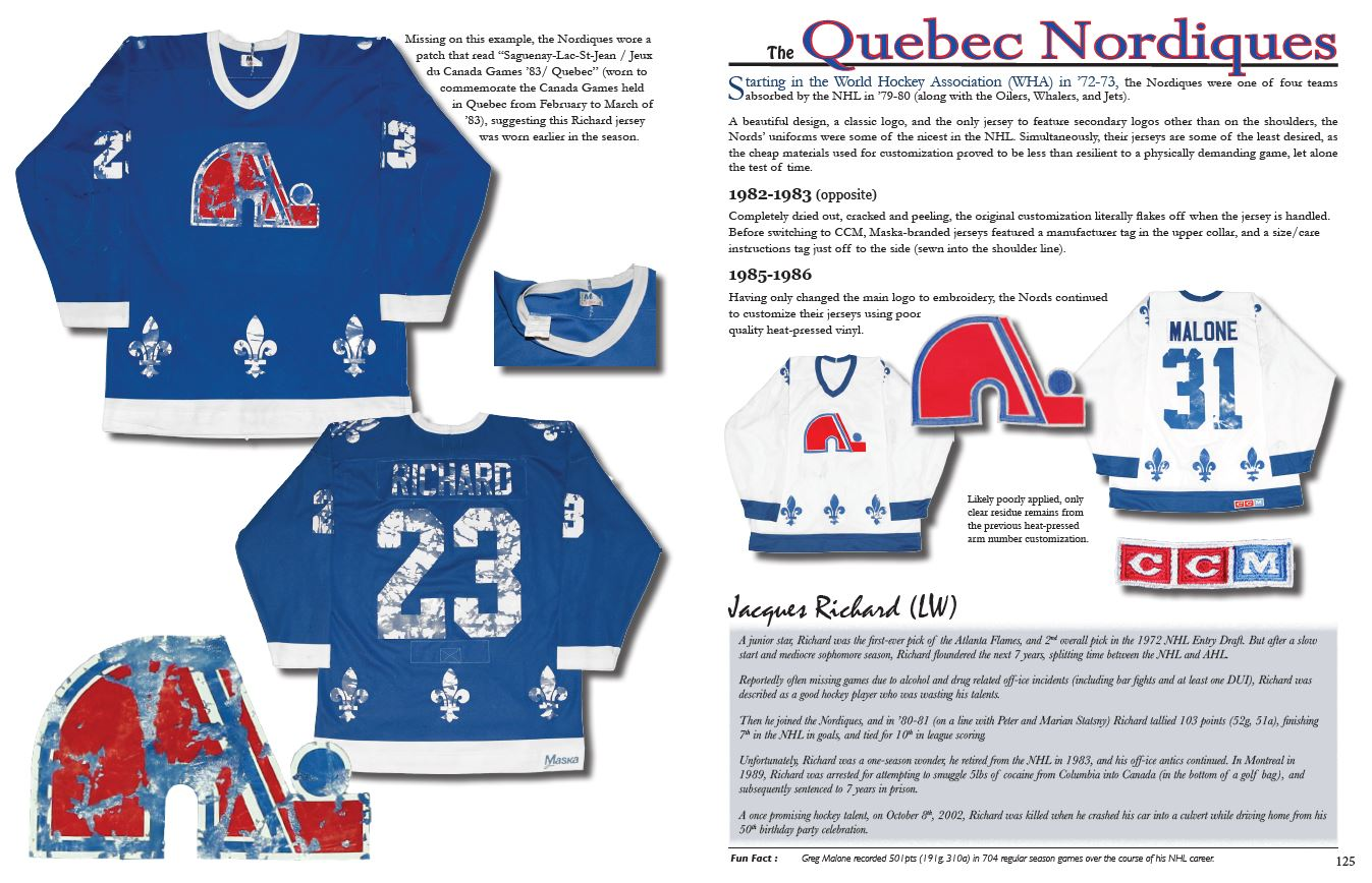 cbf0ebe3c0a The History of the NHL Hockey Jersey, 1983-1993 – The History of the ...