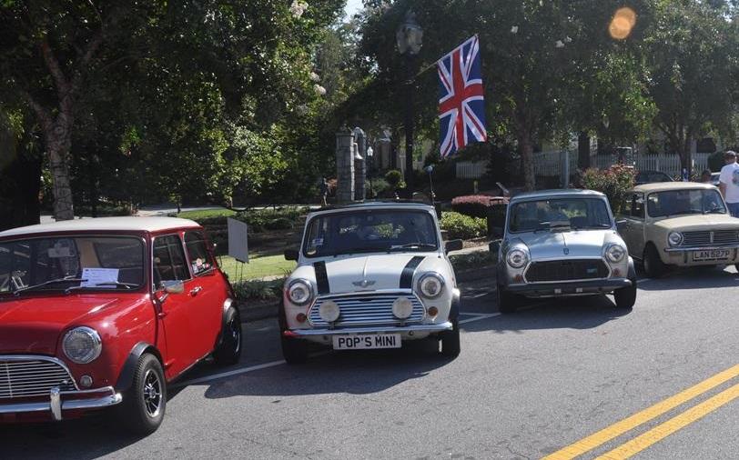 British Car Fayre 2017