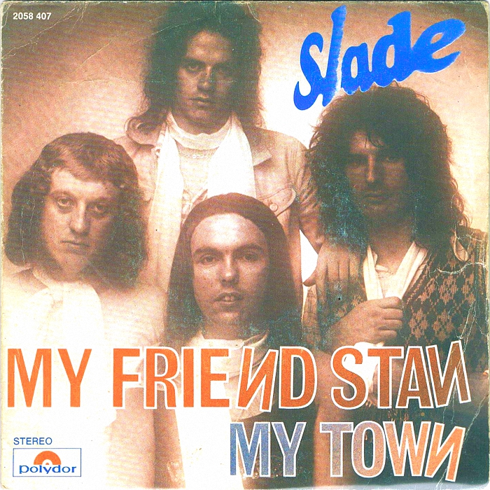 Slade My Friend Stan Belgium front