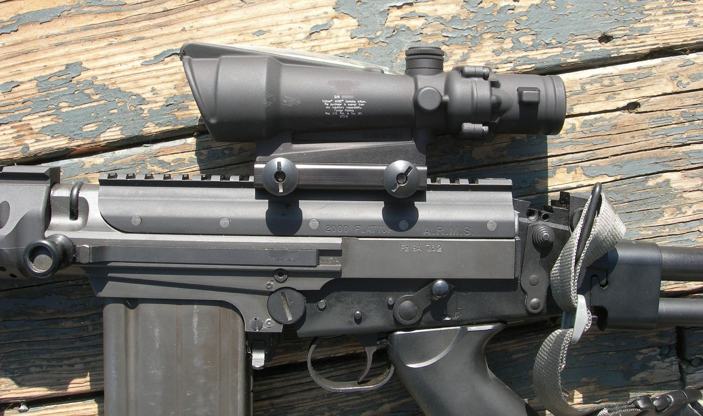 Herschel: On Scopes | Western Rifle Shooters Association